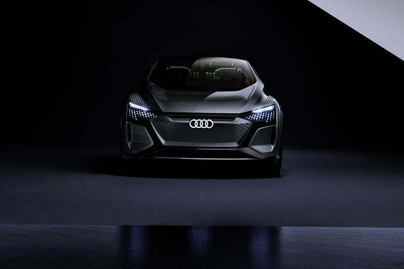 De nieuwe Audi AI:ME