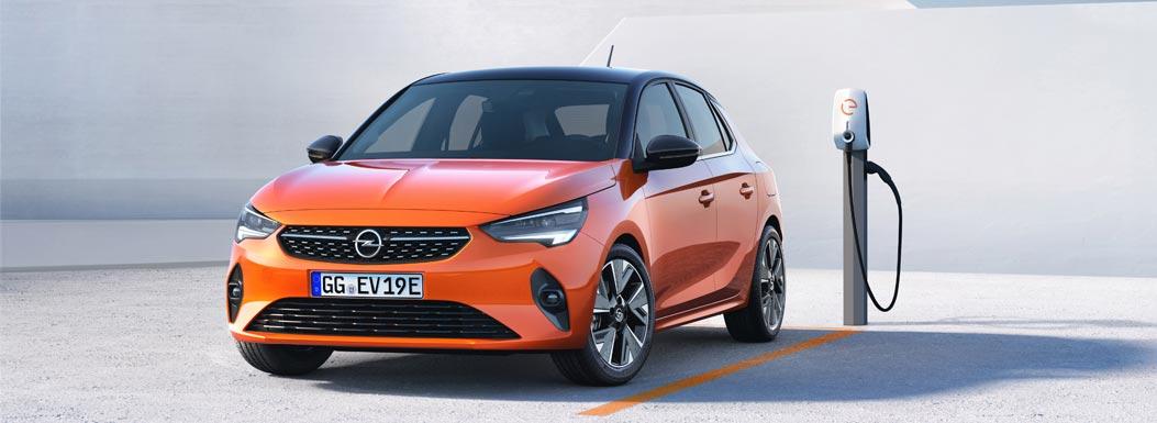 Opel Corsa gaat elektrisch