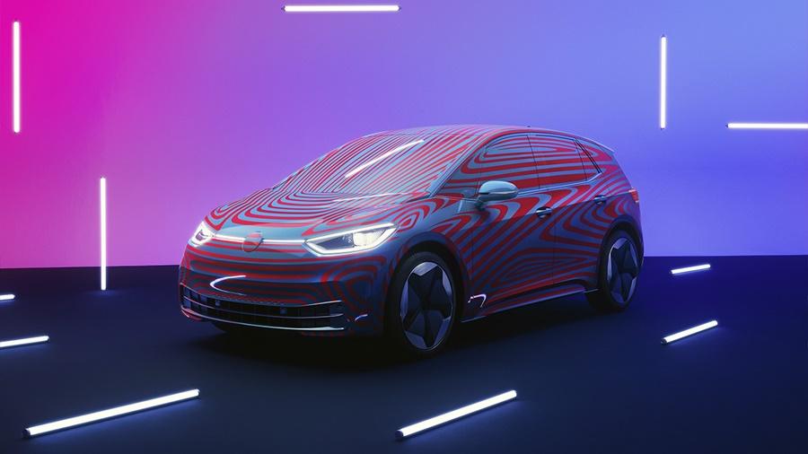 Volkswagen opent orderboeken elektrische ID.3