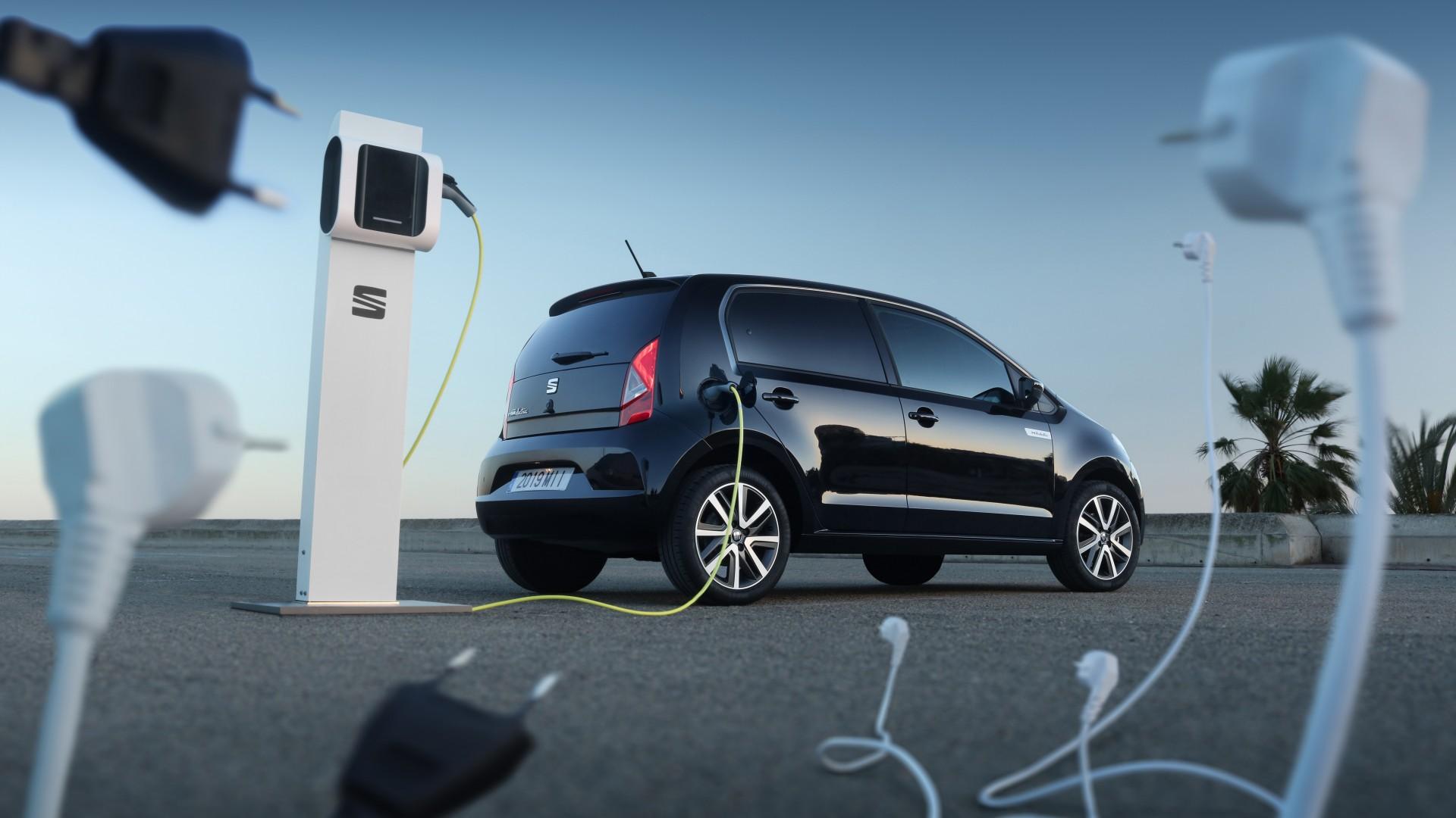 SEAT Mii electric, snelle uitbreiding van de electric-familie