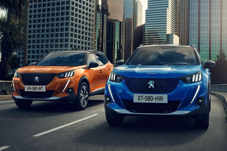 Peugeot presenteert de 2008