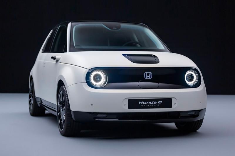 De Honda EV op de autoshow Frankfurt