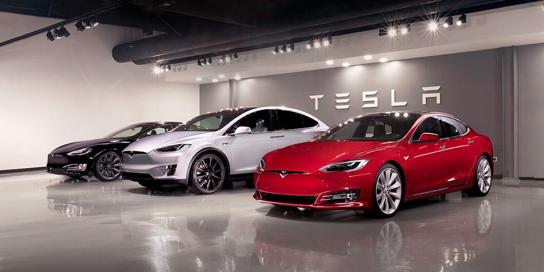 Tesla staat op plaats tien van de verkochte automerken in Nederland