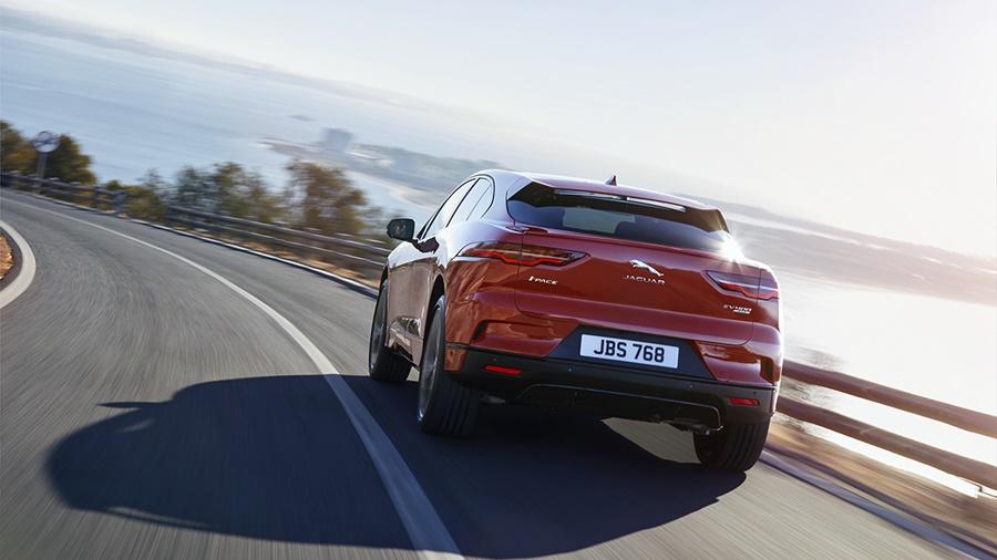 Jaguar I-Pace update