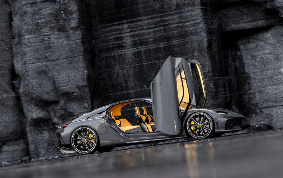 De Zweedse Koenigsegg Gemera