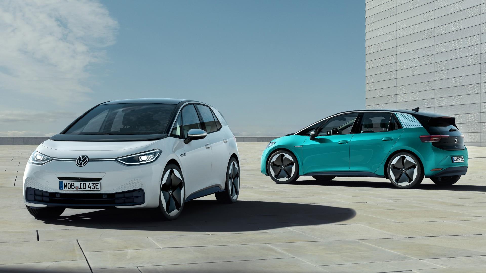 Productie Volkswagen ID.3 loopt vertraging op