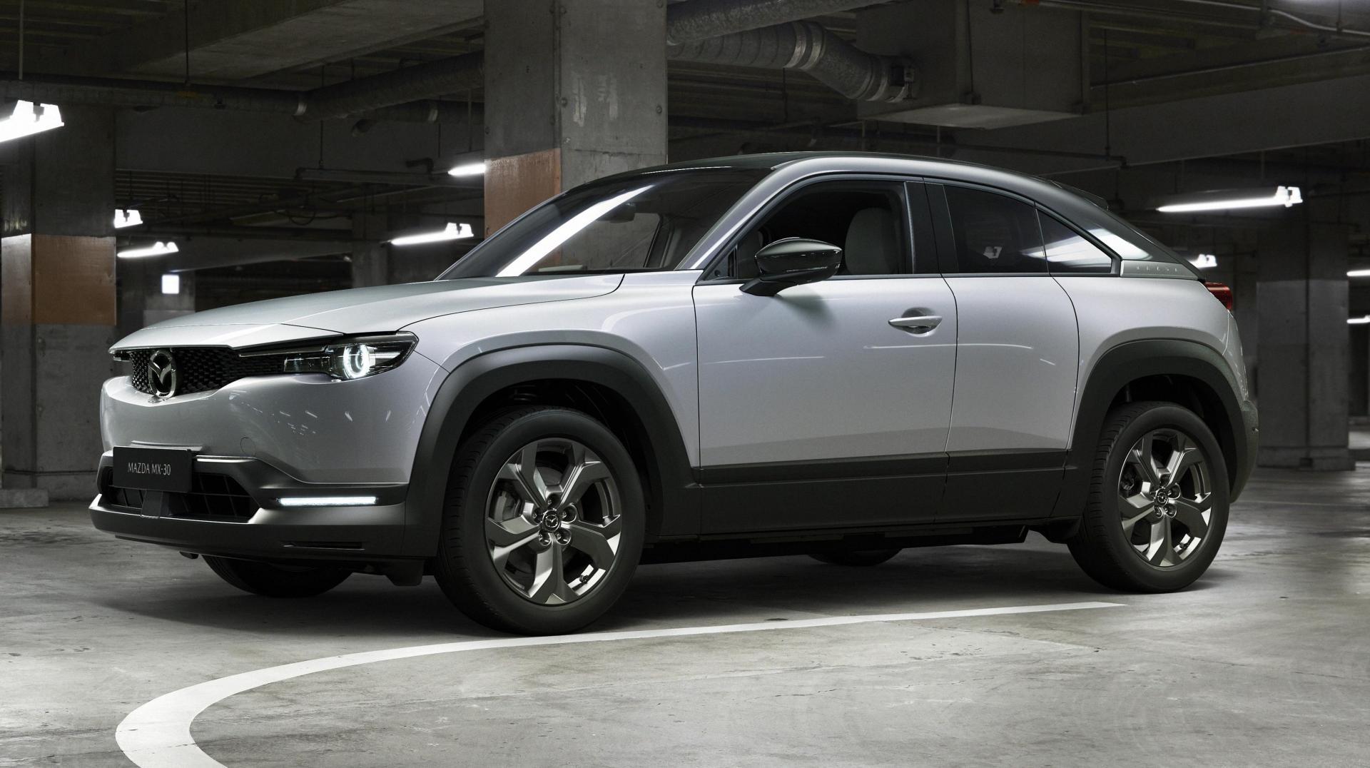 Mazda MX-30: de eerste elektrische Mazda