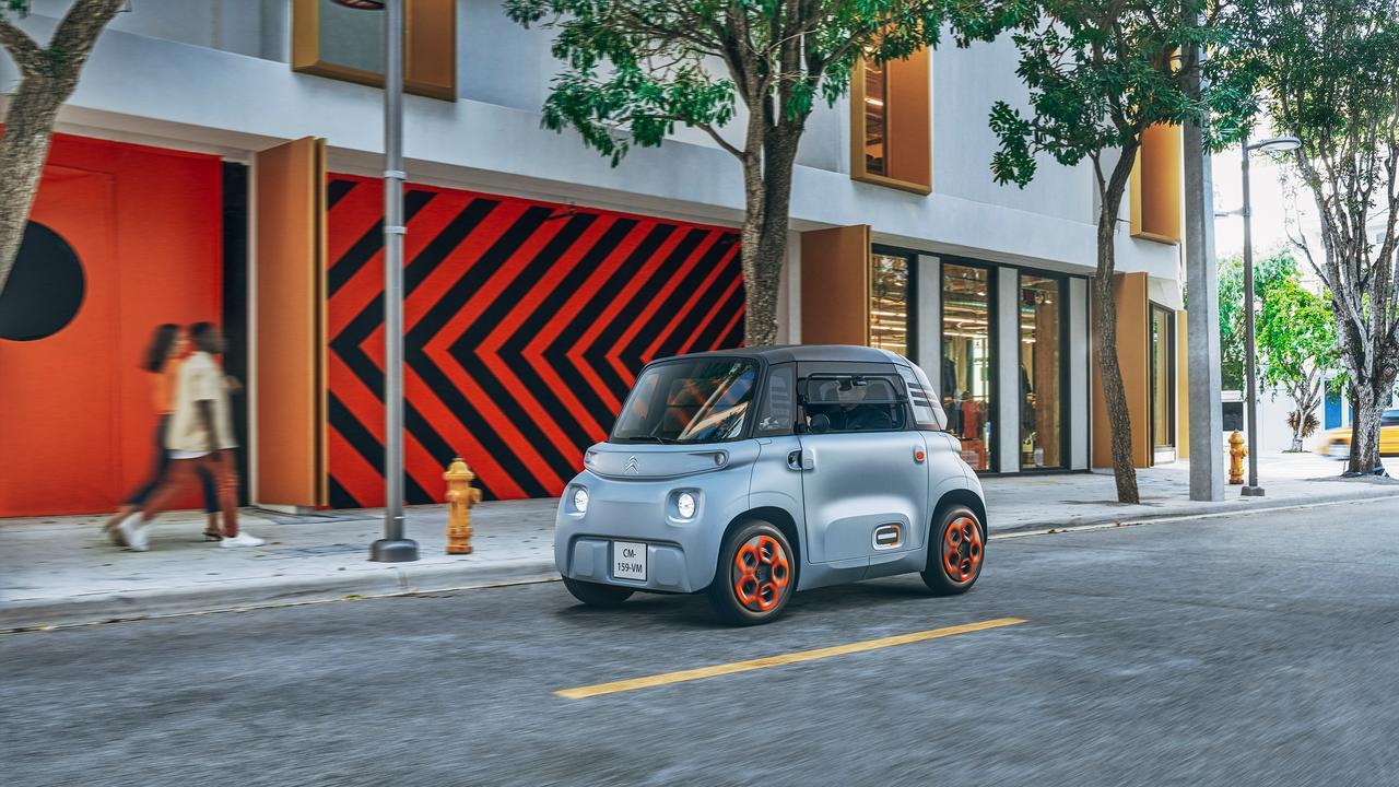 Citroën presenteert de Ami