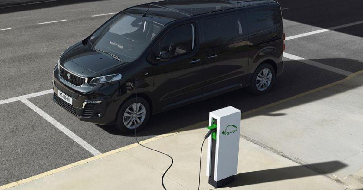 Peugeot presenteert de e-Traveller