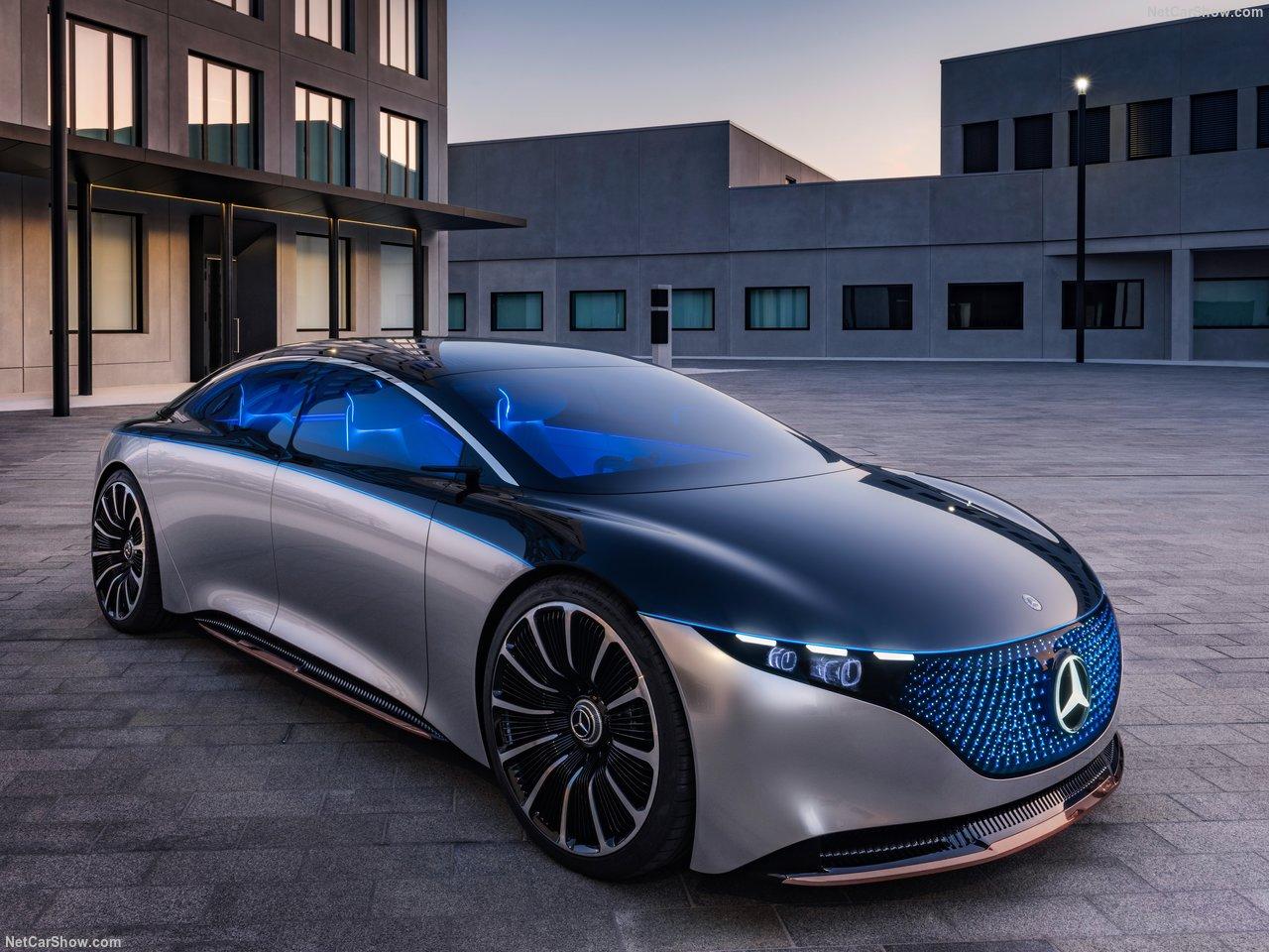 Nieuw elektrische aandrijfsysteem voor de Mercedes-EQS