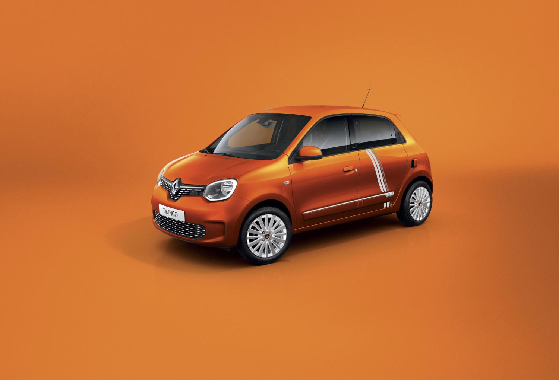 De elektrische Renault Twingo