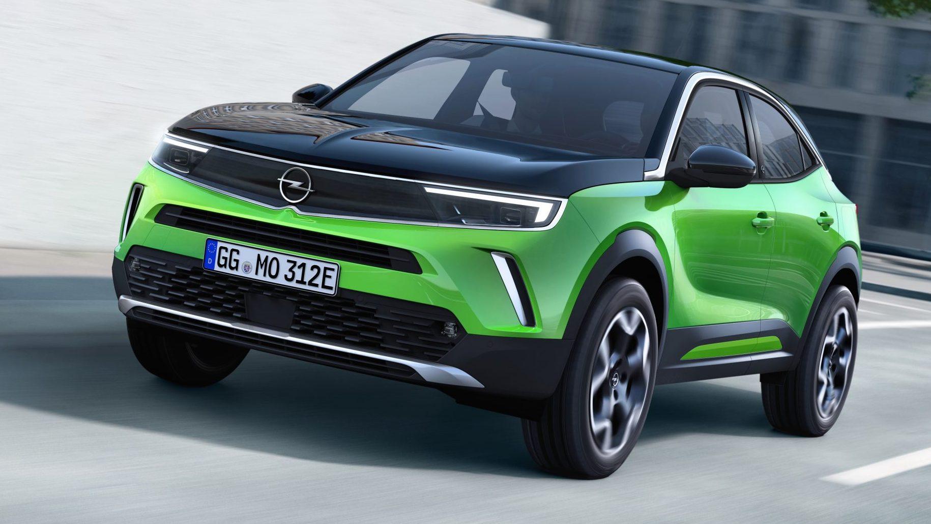 Opel Mokka-e uitverkocht voor 2021