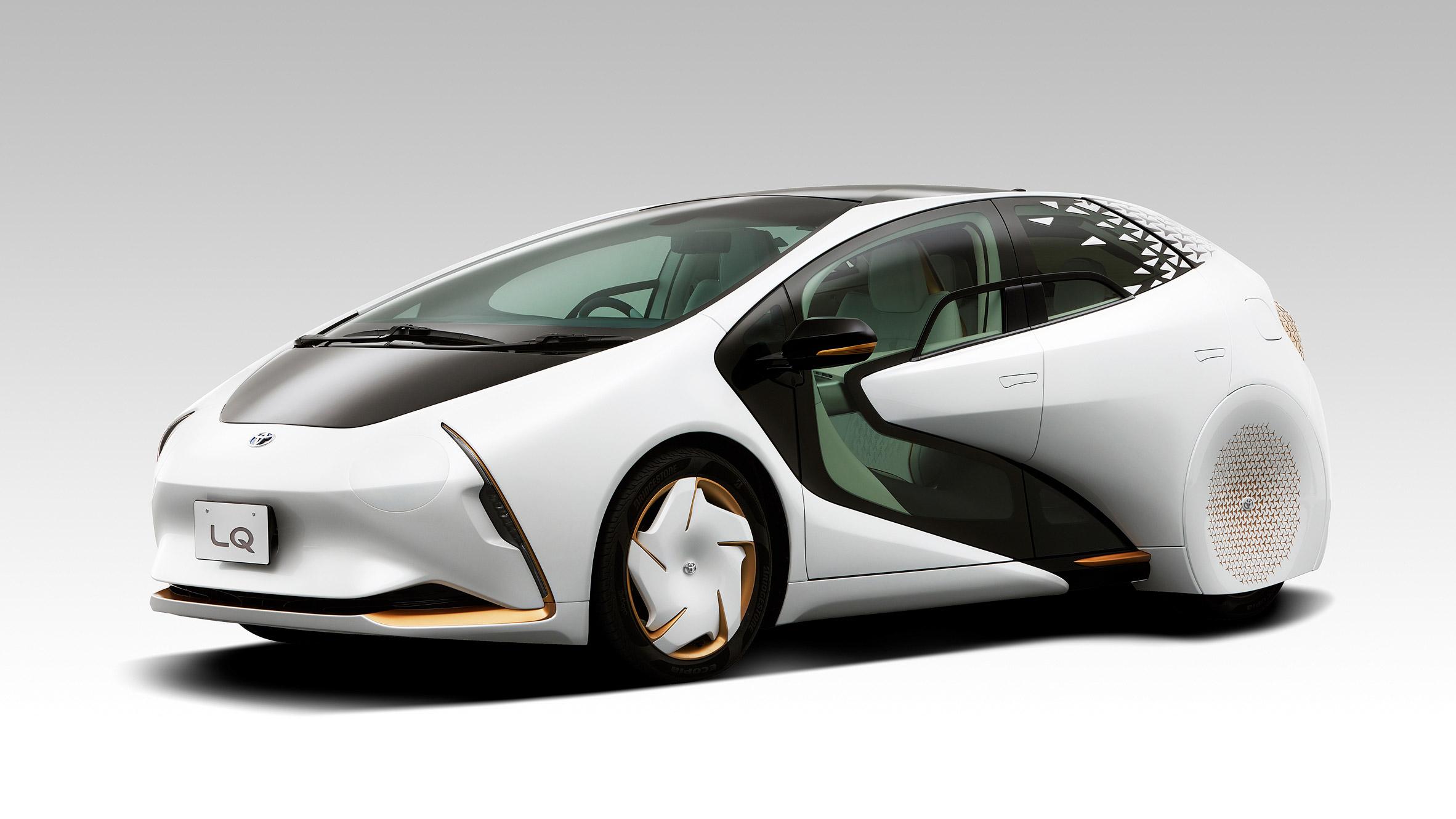 Concept design Toyota LQ