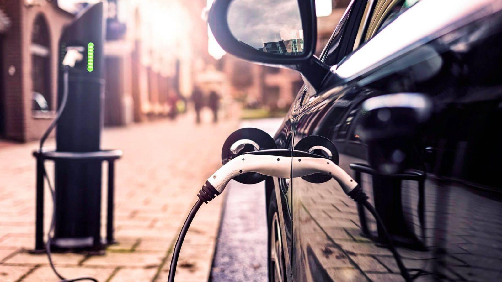 Elektrische auto's in top 10 verkoopcijfers