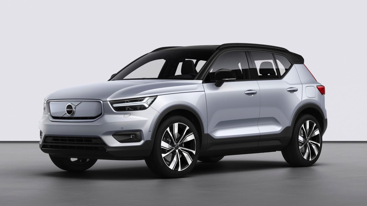 Grote plannen Volvo