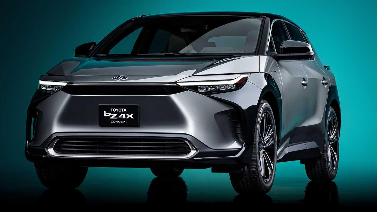 Toyota presenteert de bZ4X